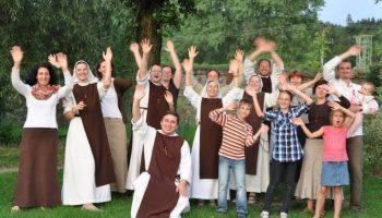 Weekend dla młodych we Wspólnocie Błogosławieństw w Czechach