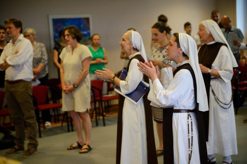2018.06 Spotkanie ze Wspólnotą Błogosławieństw Góra Śwętej Anny-119
