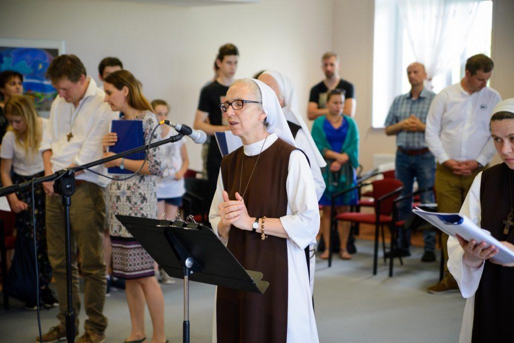 2018.06 Spotkanie ze Wspólnotą Błogosławieństw Góra Śwętej Anny-53